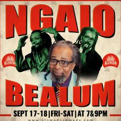 Ngaio Bealum - Live at the Alameda Comedy Club