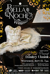 Noche Bella: An Evening of Latin-Flavored Classical and Contemporary Dance