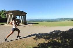 North Downs Half-Marathon & Marathon, July 2020