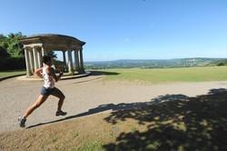 North Downs Half-Marathon and Marathon, July 2021