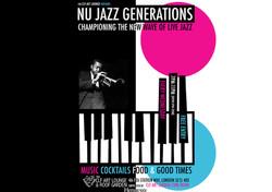 Nu Jazz Generation - Every Wednesday - Free Entry