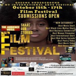 Ny International Arts Festival and Queens Underground Presents the October 2020 Film Festival