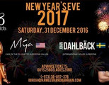 Nye 2017 w/ Mya & John Dahlbäck at Ibrida