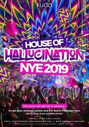 Nye 2019: House Of Hallucination