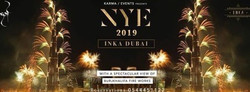 Nye 2019 - Inka Dubai (With Burj Khalifa View)