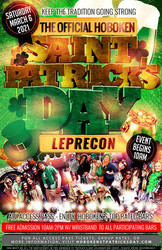 Official Hoboken LepreCon St Patrick's Day Bar Crawl - March 6, 2021