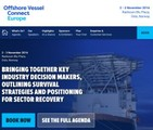 Offshore Vessel Connect Europe Conference, Oslo Norway