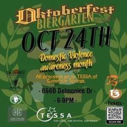 Oktober Fest Biergarten