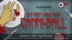 Old West Living Dead Canni-Ball