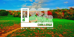 Olmsted Parks October Challenge: Run, Walk, Bike, or Hike from 10/11-25 and Win Prizes!