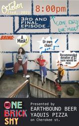 """One Brick Shy Episode 3 """"ghostrider"""" Premiere"""