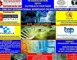 One Day International Workshop On Biotechnology (bio-2017)