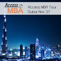 One-to-one Mba Event in Dubai