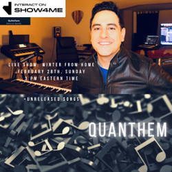 Online Live Show: Winter From Home with QuAnthem