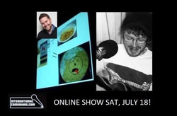 Online comedy show, July 18