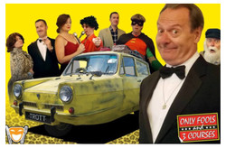 Only Fools and 3 Courses 11/06/2021 Jersey