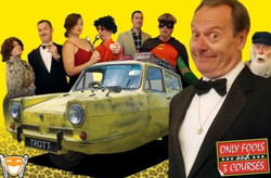 Only Fools and 3 Courses - Al Hamra Golf Club 4th May
