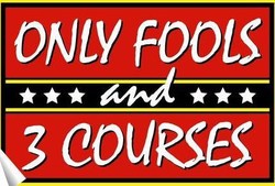 Only Fools and 3 Courses Comedy Night and Dinner in Hull