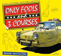 Only Fools and 3 Courses - Copck Hotel Stony Stratford 27/06/2021 @ 6pm