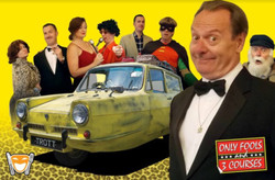 Only Fools and 3 Courses - Hayling Island 05/03/2021