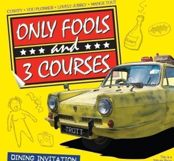 Only Fools and 3 Courses -Mercure Brighton 4/09/2021