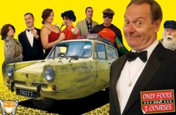 Only Fools and 3 Courses - Mercure Brighton Seafront Hotel 8th May 2020