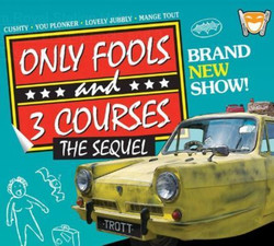Only Fools and 3 Courses The Sequel Comedy Night Cedars Inn 14/08/2021