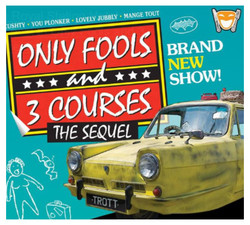 Only Fools and 3 Courses The Sequel Comedy Night Farington Lodge 16th October