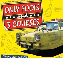 Only Fools and 3 Courses -Watford 25/09/2021