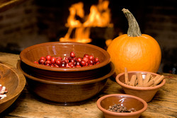 Open Hearth Cooking Demonstration: Foods of the Fall Harvest