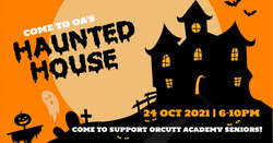 Orcutt Academy Haunted House