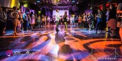 Orq. Borinquen, Live Salsa, Bachata & Reggaeton Loft - Lessons 8p