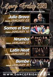 Orq. Nrumba - Live Salsa, Bachata y Mas, Dance Lessons 8p