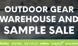 Outdoor Gear Warehouse and Sample Sale Nov 15 - Nov 17 | ROIrecreation.com