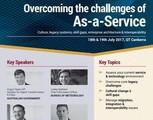 Overcoming the challenges of As-a-Service, Canberra July 2017