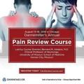 Pain Review Course 2016