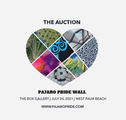 Pajaro Pride Wall Auction