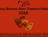 Panna Bharat Ram Theatre Festival 2016