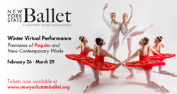 Paquita Ballet and Contemporary Dance