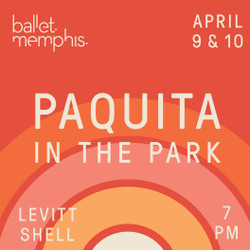 Paquita in the Park