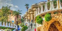 Park Güell. Gaudí y los modernistas