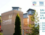 Partial Scholarships to Study at Coventry University U.k.