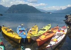 Pasley Island & Howe Sound Kayak Tour