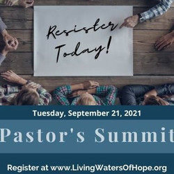 Pastor's Summit - Sept. 21 - Leaders share their Best Practices on handling Domestic Abuse