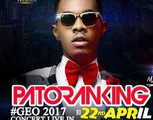 Patoranking Goe 2017 Europe Tour Live in Belgium