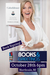 Patricia Stark Calmfidence Book Signing