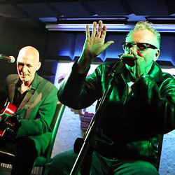 Paul Lamb and The King Snakes Sunday at Hideaway Jazz Club London