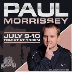 Paul Morrissey at the Alameda Comedy Club