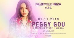 Peggy Gou at Blue Marlin Ibiza Uae