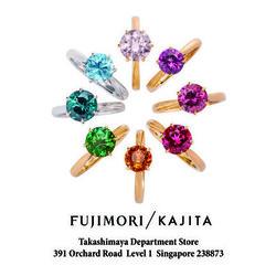 Perfect jewellery piece/ ring by Fujimori x Kajita
